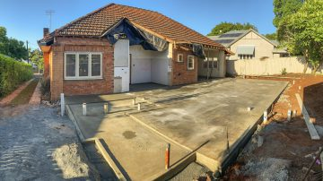 House & Garage Slabs